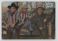 Bobby Labonte, Kenny Wallace, Jeff Gordon