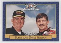 Bobby Allison, Davey Allison