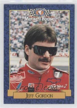 1993 Maxwell House Series 1 Food Issue [Base] #25 - Jeff Gordon
