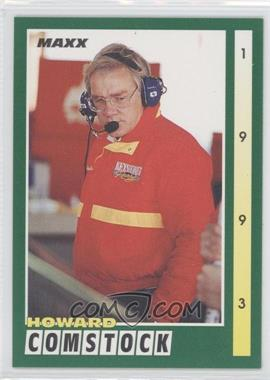 1993 Maxx [???] #166 - Howard Comstock