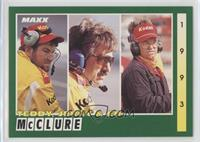 Teddy McClure, Jerry McClure, Ed McClure