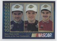 Bobby Labonte, Kenny Wallace, Jeff Gordon /60000