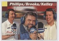 Dick Brooks, Jim Phillips, Winston Kelley