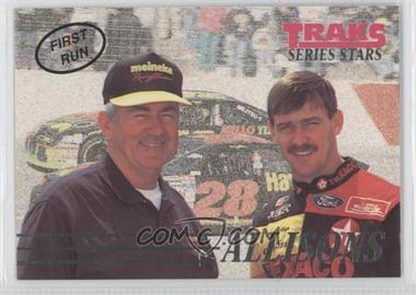 1993 Traks First Run #178 - Davey Allison
