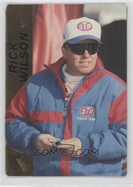 1994 Action Packed [???] #27 - Rick Wilson