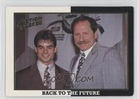 Back to the Future (Jeff Gordon, Dale Earnhardt)