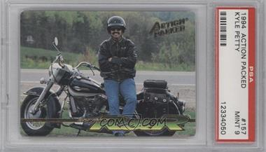 1994 Action Packed #157 - Kyle Petty [PSA9]