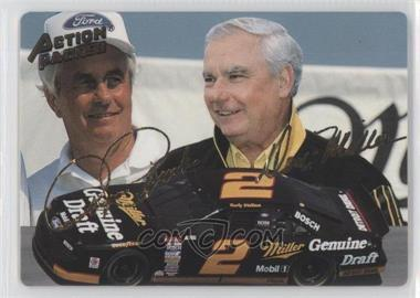 1994 Action Packed #168 - Roger Penske