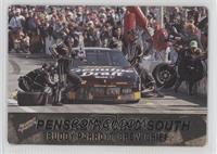 Penske Racing South - Buddy Parrott Crew Chief