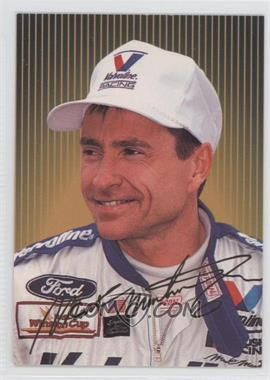 1994 Finish Line Gold Signature Series #6 - Mark Martin