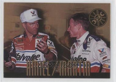 1994 Finish Line Gold Team Work #TG2 - Mark Martin, Steve Hmiel