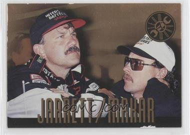 1994 Finish Line Gold Team Work #TG4 - Dale Jarrett, Jimmy Makar