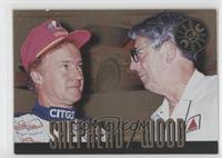Morgan Shepherd, Leonard Wood