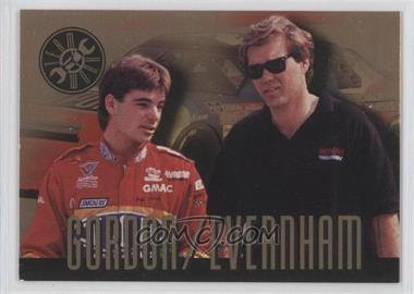 1994 Finish Line Gold Team Work #TG6 - Jeff Gordon, Ray Evernham