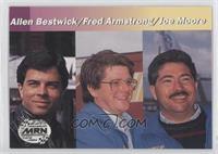 MRN Radio - Allen Bestwick, Fred Armstrong, Joe Moore