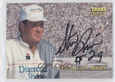 1994 Traks Premium - Autograph Series #A-5 - Steve Grissom /3500