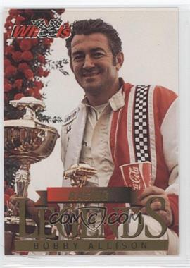 1994 Wheels High Gear Racing Legends #LS3 - Bobby Allison