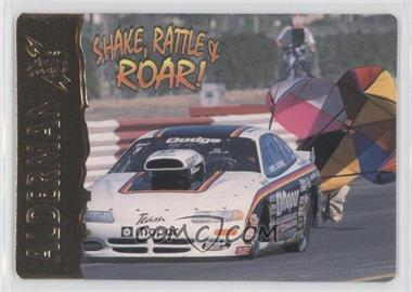 1995 Action Packed NHRA Winston Drag Racing - [Base] #21 - Darrell Alderman