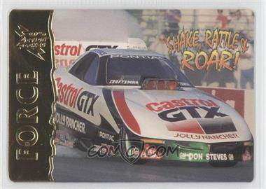 1995 Action Packed NHRA Winston Drag Racing #11 - John Force