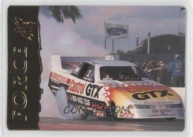 1995 Action Packed NHRA Winston Drag Racing #37 - John Force