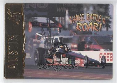 1995 Action Packed NHRA Winston Drag Racing #8 - Pat Austin