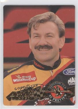 1995 Action Packed Preview - [Base] #11 - Dale Jarrett