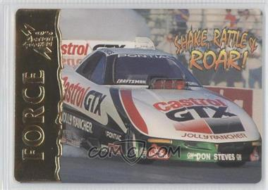 1995 Action Packed Preview #11 - John Force