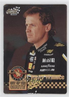 1995 Action Packed Stars - [Base] - Silver Speed #25 - Rusty Wallace