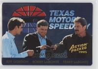 Terry Labonte, Bobby Labonte, Jeff Gordon