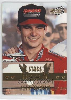 1995 Action Packed Stars 24 Kt. Gold #20G - Jeff Gordon