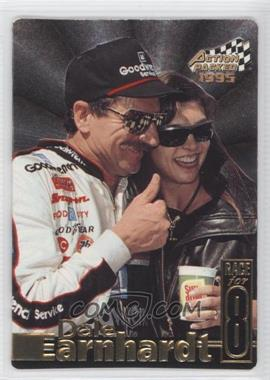 1995 Action Packed Stars Earnhardt Race for 8 #DE-5 - Dale Earnhardt