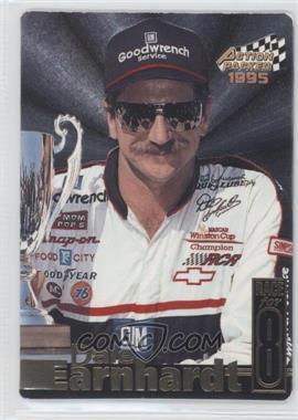 1995 Action Packed Stars Earnhardt Race for 8 #DE-7 - Dale Earnhardt