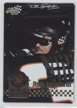 1995 Action Packed Stars Silver Speed #23 - Dale Earnhardt