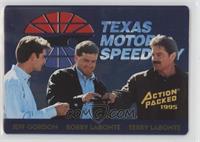 Terry Labonte, Bobby Labonte, Jeff Gordon