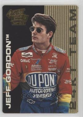 1995 Action Packed Winston Cup Country - 24Kt Team #2 - Jeff Gordon