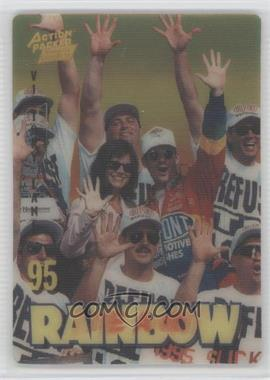 1995 Action Packed Winston Cup Country - Team Rainbow #3 - Jeff Gordon
