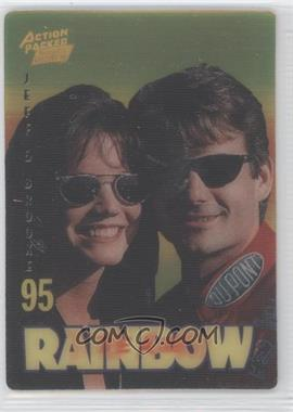 1995 Action Packed Winston Cup Country - Team Rainbow #5 - Jeff Gordon