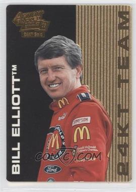 1995 Action Packed Winston Cup Country 24Kt Team #11 - Bill Elliott