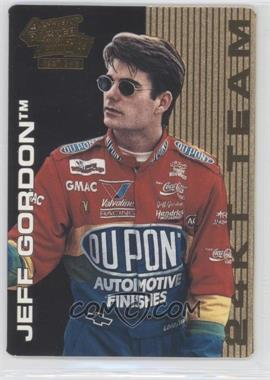 1995 Action Packed Winston Cup Country 24Kt Team #2 - Jeff Gordon