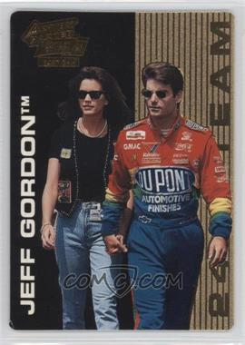 1995 Action Packed Winston Cup Country 24Kt Team #3 - Jeff Gordon