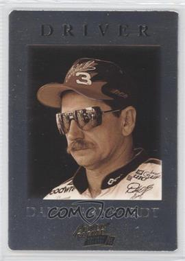 1995 Action Packed Winston Cup Country Silver Speed #62 - Dale Earnhardt