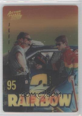 1995 Action Packed Winston Cup Country Team Rainbow #12 - Jeff Gordon