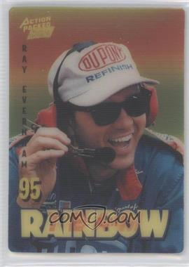 1995 Action Packed Winston Cup Country Team Rainbow #4 - Jeff Gordon
