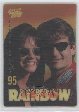 1995 Action Packed Winston Cup Country Team Rainbow #5 - Jeff Gordon