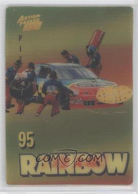 1995 Action Packed Winston Cup Country Team Rainbow #6 - Jeff Gordon