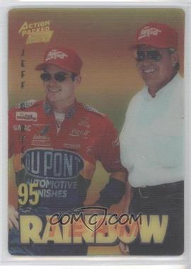 1995 Action Packed Winston Cup Country Team Rainbow #8 - Jeff Gordon