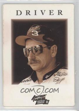 1995 Action Packed Winston Cup Country #62 - Dale Earnhardt