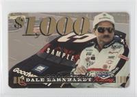 Dale Earnhardt Sample