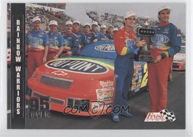 1995 Classic Finish Line - [Base] - Silver #67 - Rainbow Warriors