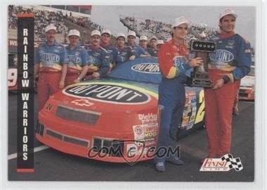 1995 Classic Finish Line #67 - Jeff Gordon